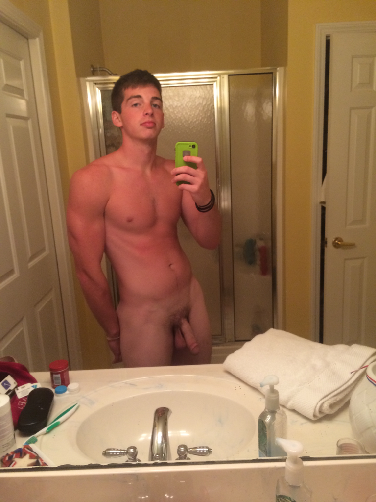 Hot college dudes