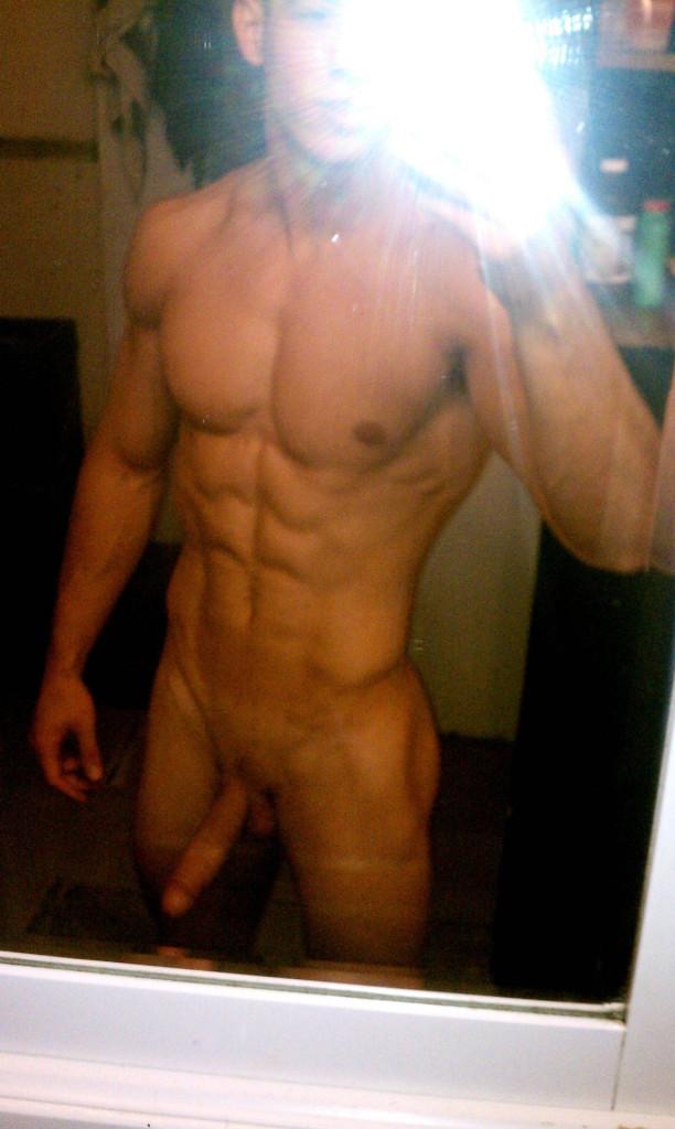 Big penis nude