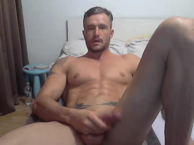 Mature Gay Masturbating On Webcam