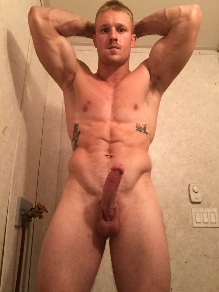 Athletic Guy Paulxxx Goes Nude On Cam Show  Mrgays-1450