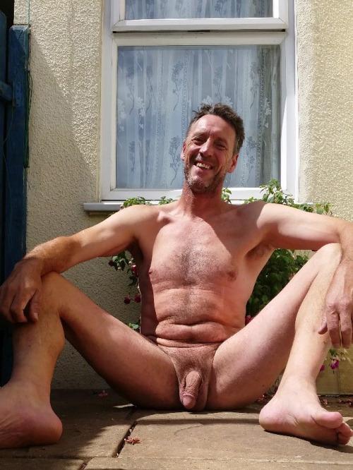Sexy mature men naked