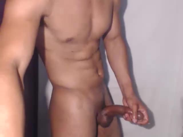 Straight Boy Chriszek20 Beats Off His Hard Prick