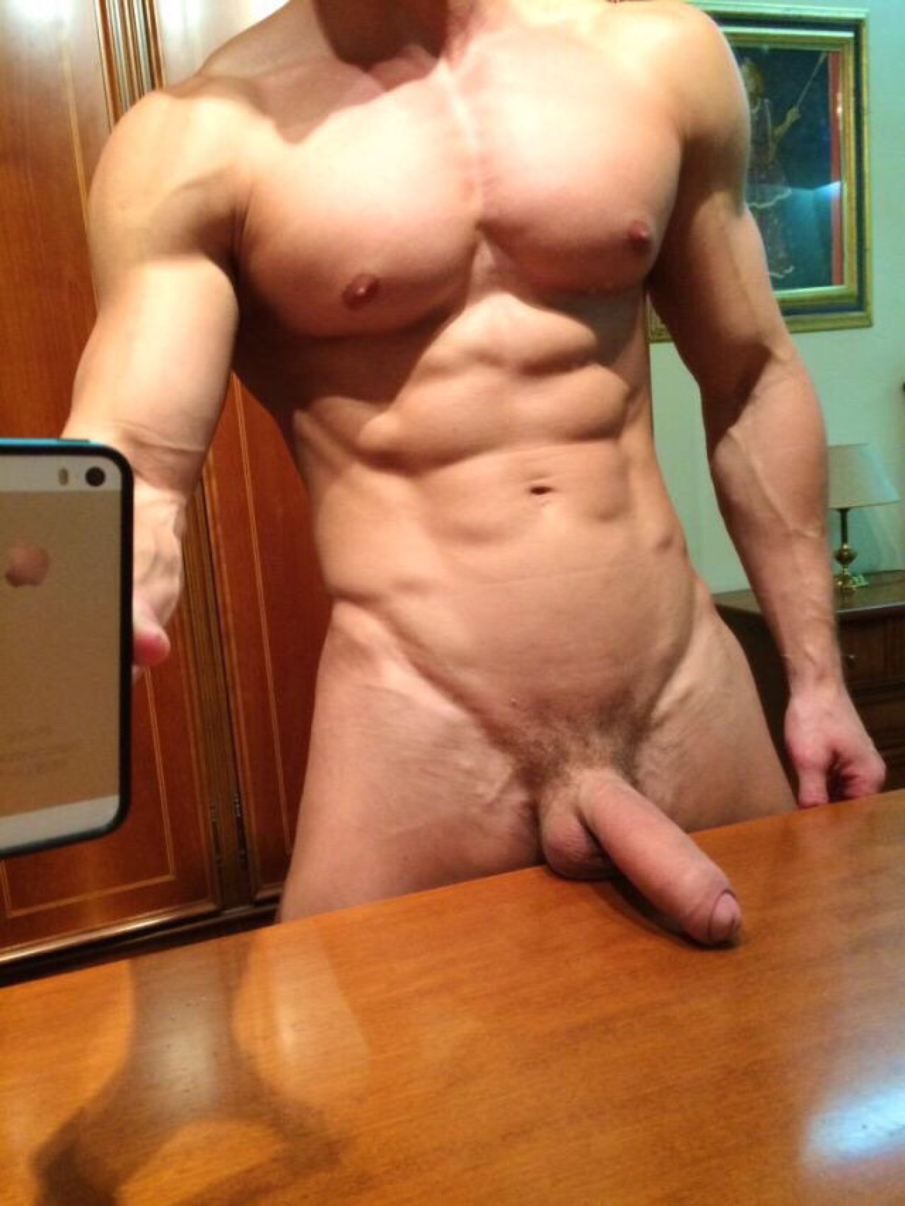Big dick chubby hunk fucks 2