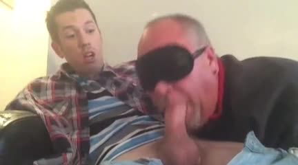 College Gay Daveboy12x Gets A Blowjob From Older Man