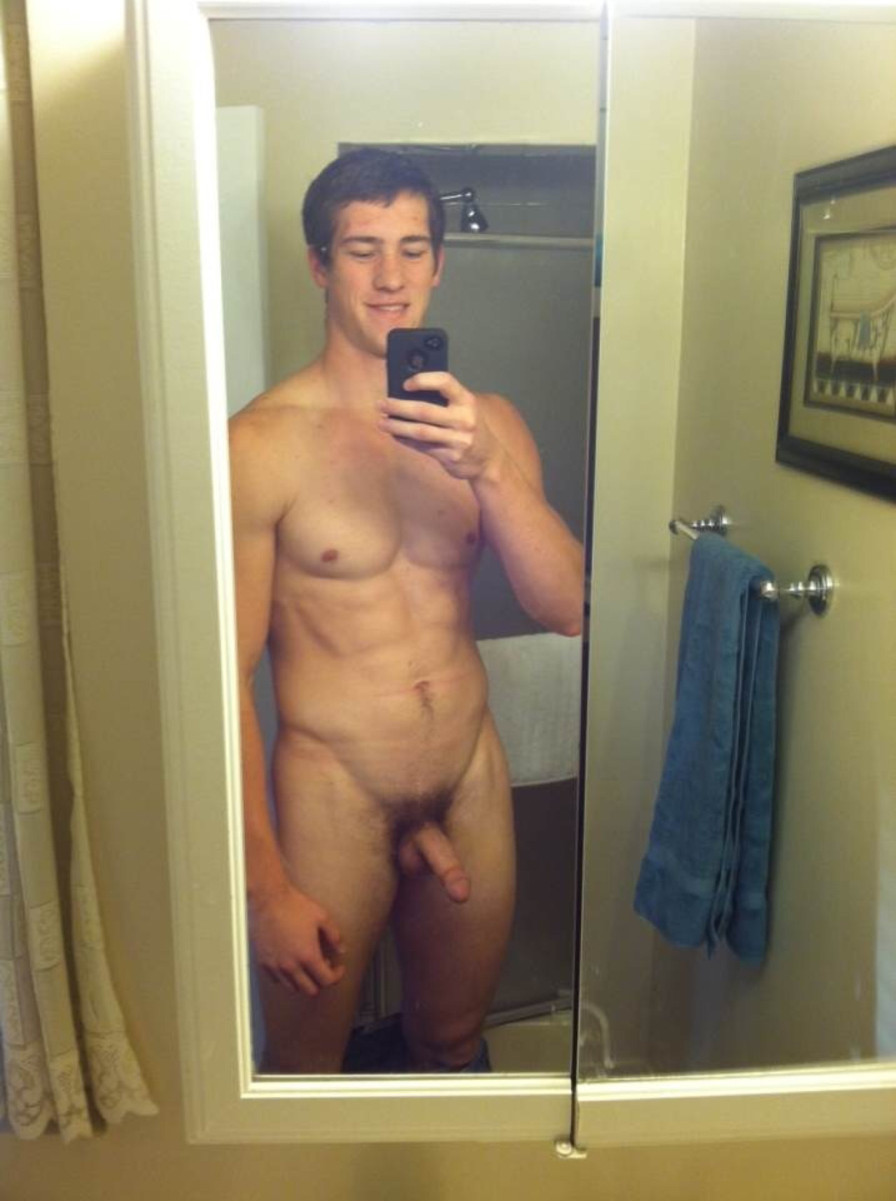 from Ellis guys completely naked penis