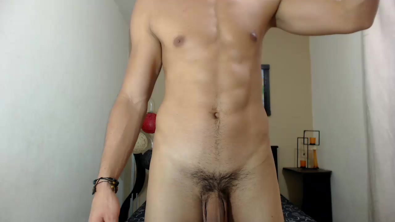 nude gay guy