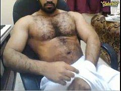 Hairy arab cock