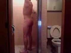 Amazing Twink Cam Gay Naked In The Shower