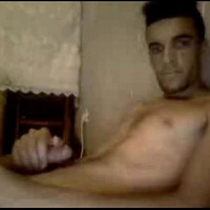 Incredible Arab Guy Wanking On Gay Webcam