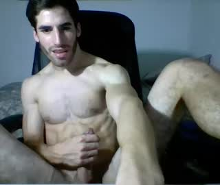 Handsome Argentinian Gay Guy Diego Masturbates And Chats On Free Webcam