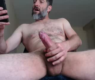 Mature Spanish Gay Marco Plays With His Hung Cock On Webcam