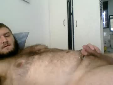 Fat Hairy Gay Bear Luke Plays With His Small Cock On Cam