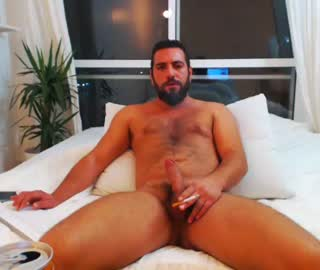 Handsome Turkish Gay Guy Arda Jerks Off On Webcam