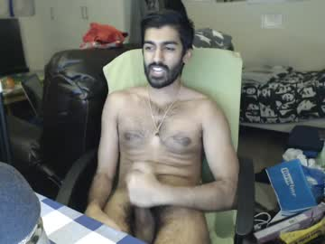 Sexy Indian Gay Guy Masturbates His Hairy Dick On Cam