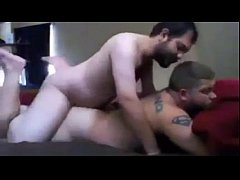 Two Gay Bears Fucking Hard On Live Cam Show