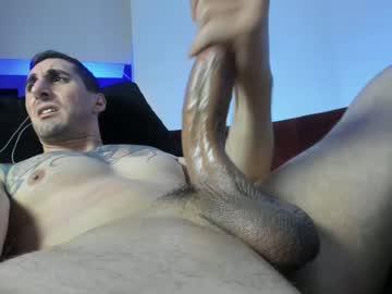 Athletic Straight Dude Leo Unleashes His Massive Dick
