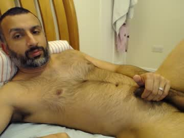 Handsome Hairy Daddy Tony Wanks Off On Webcam