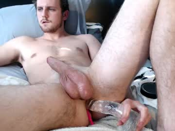 Raunchy College Guy Derek Plays With His Hole