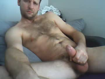Eastern European Guy With A Hairy Body And A Juicy Cock