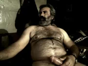 Extremely Hairy Gay Daddy Gianni Rubbing His Dick Online