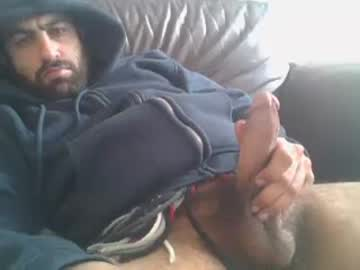Hefty Israeli Gay Guy Yaron On Free Cam