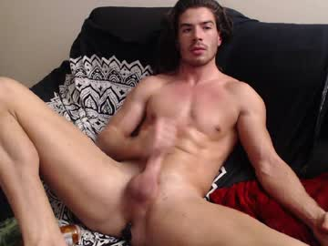 Ripped Cam Stud Floyd Loves Stroking For Followers