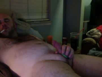 Sexy Gay Bear Matt Rubs His Small Dick