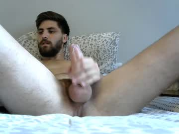 Argentinian Stud Strokes His Stiff Meat