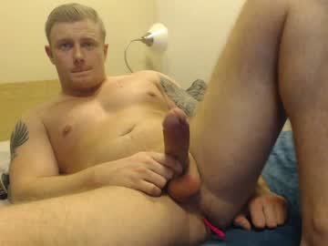 British Military Guy Pulls His Hot Hung Dick Out