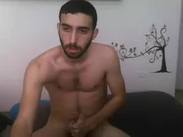 Middle Eastern Cam Guy Does A Hot Solo Show