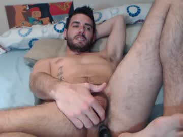 Sexy Spanish Cam Guy With A Hairy Body