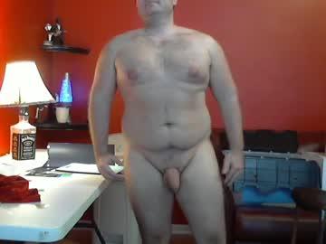 Plump Guy Enjoys Exposing His Naked Body