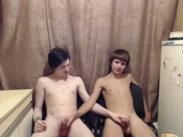 Skinny Russian Gay Boys Jerk Each Other Off On Chaturbate