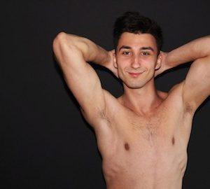 Gorgeous Euro Boy Karolino From Flirt4Free