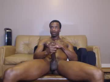 Hung Black Daddy Has A Massive 10 Inch Dick