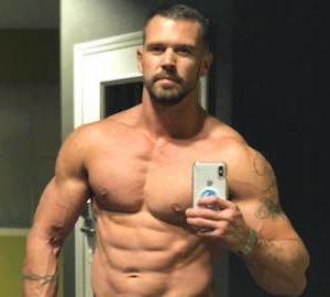 Ripped Daddy Shane Orion On Gay Cam Site