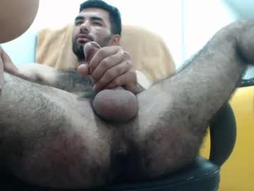 Arab Cam Gay Djoniboy Exposes His Hairy Butt