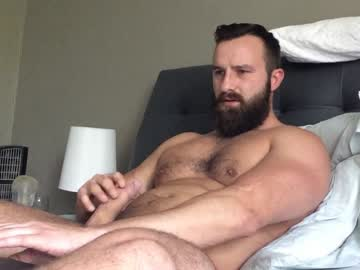 Bearded Straight Hunk Cam969 Does A Solo Session