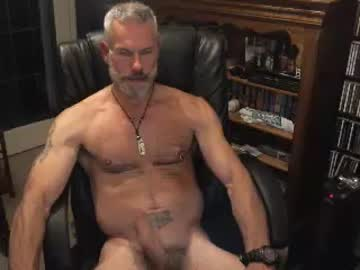 Fit Mature Guy Bkrwolf On Gay Webcam