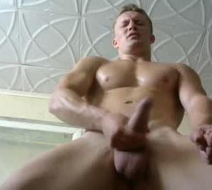 Bi Muscle Guy John3544 On Cam