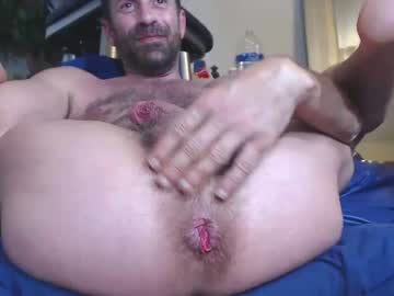 Hairy Daddy Seanstormxxx Does An Anal Solo Session
