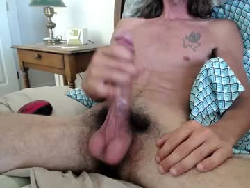 Perverted Gay Iandola Strokes His Big Hairy Cock