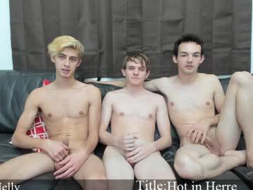 Three Gay Boys Martin_sammy15 Do A Cam Show
