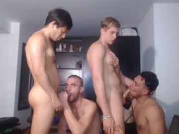 Four Latinos Hot_guys_have_fun Do A Gay Cam Show