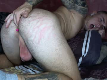 Sexy Bi Hunk Ooooviproomooooo Fingers His Ass On Gay Cam