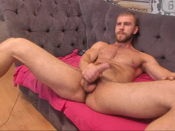 Hairy Jock Arni_strong