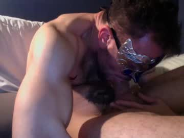 Hot Hunk Izzy_guy Self Sucking Himself