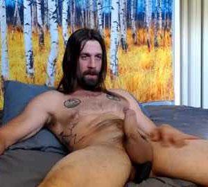 Long Haired Bi Guy Duke42000