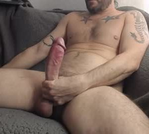 Athletic Daddy Heathaustin8bi7 With A Massive Dick