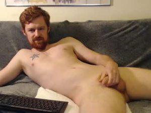 British Redhead Guy Mrg1nger